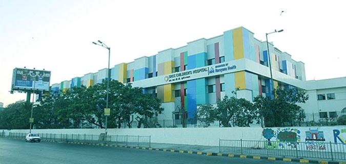 Narayana Health SRCC Childrens Hospital
